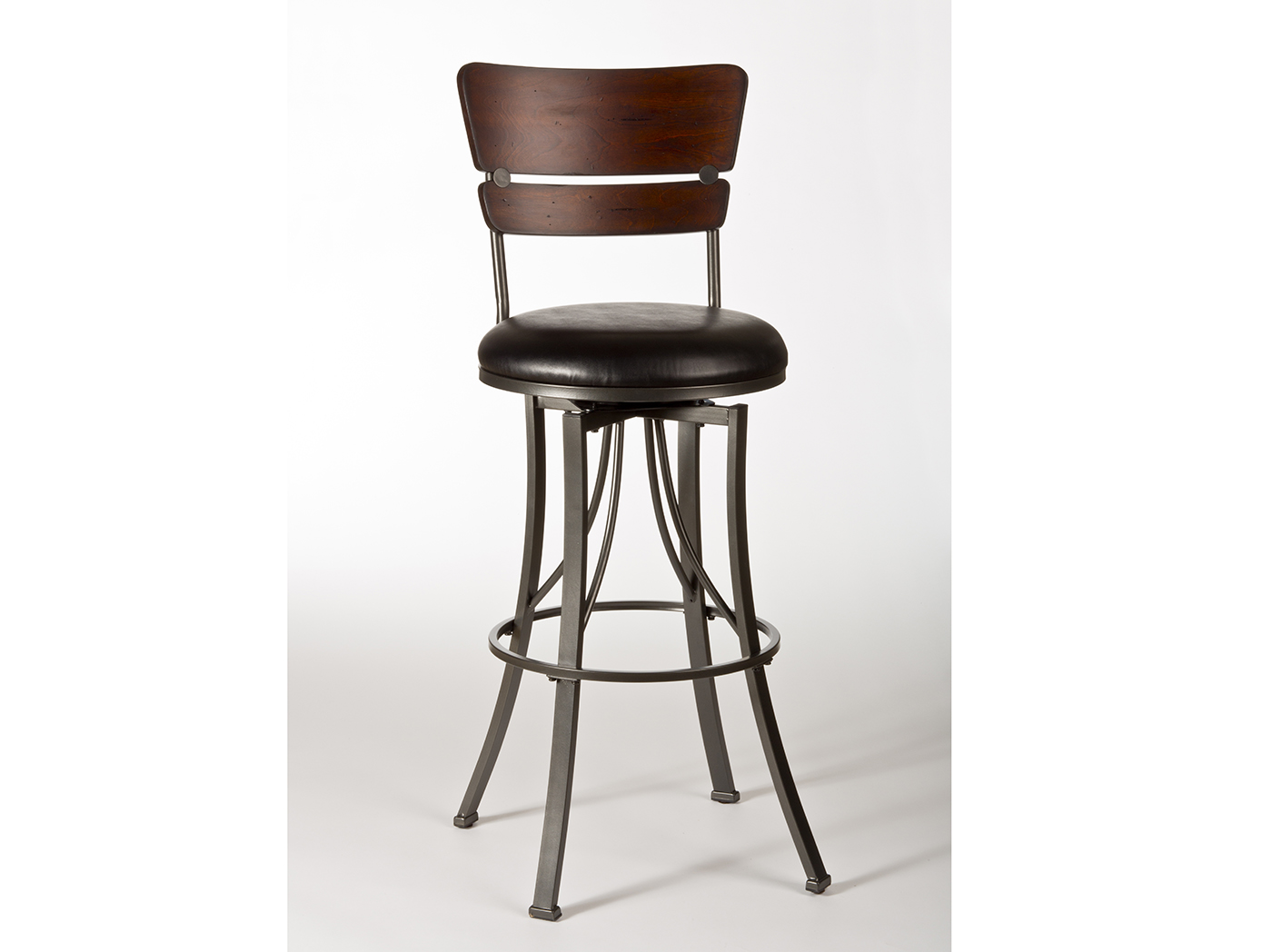 "Santa Monica 30"" Swivel Counter Stool"