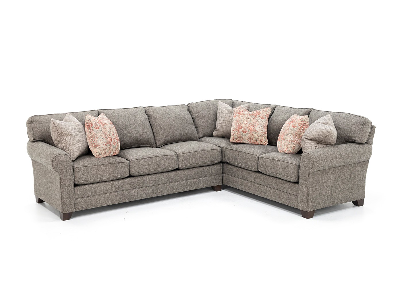 Bentley 2-Pc Sectional