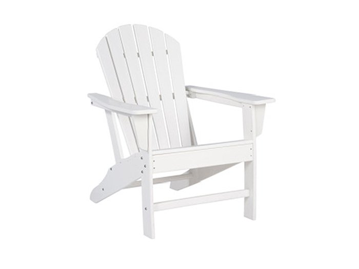 Signature Design Adirondak Chair White