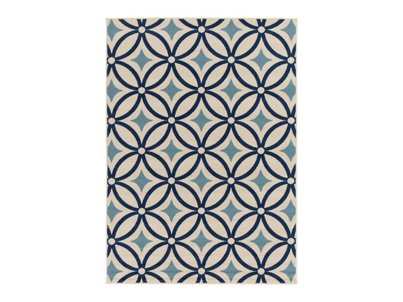 "Marina 7'10""X 10'2"" Patio Area Rug"