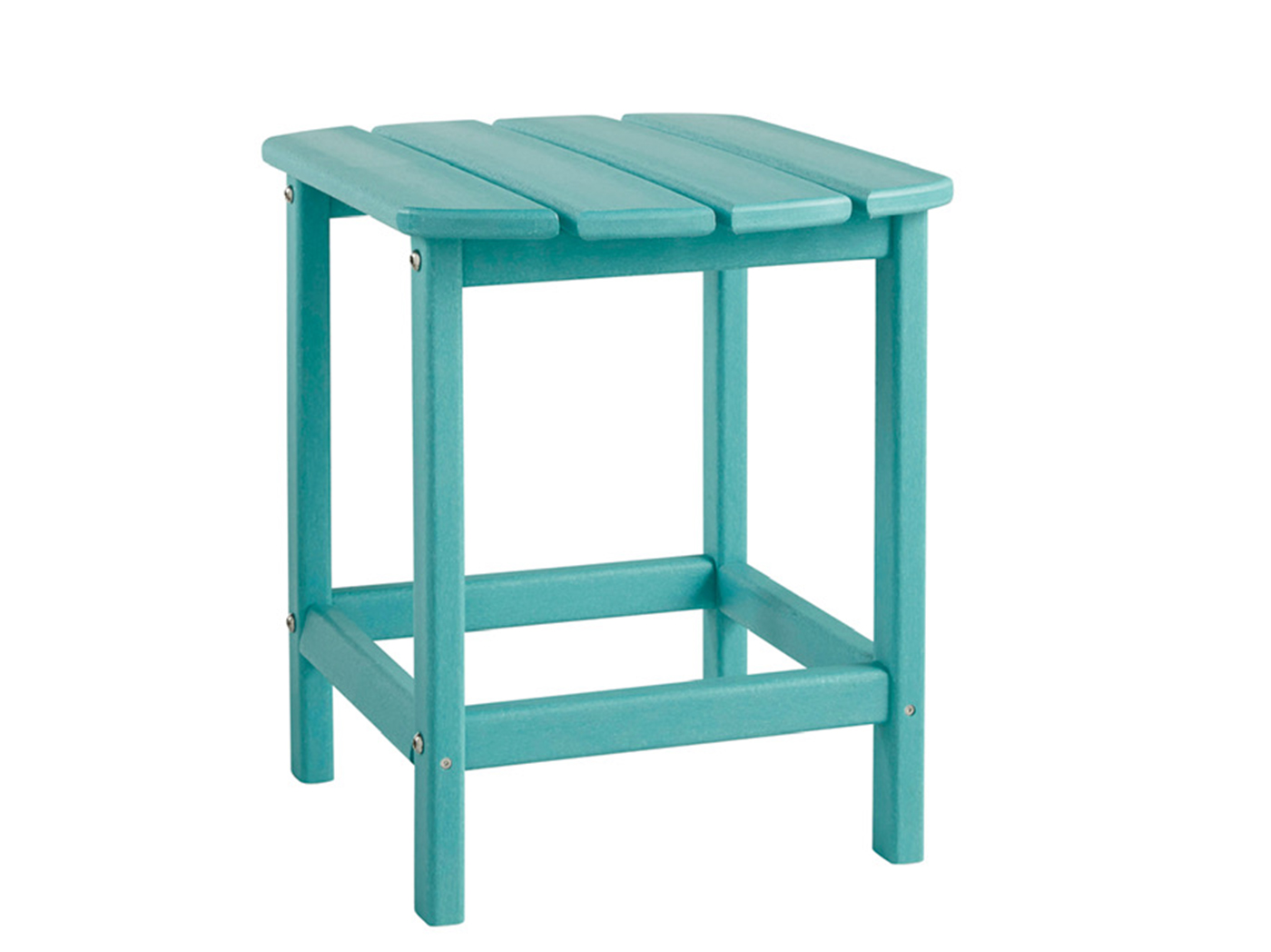 Signature Design End Table Turquoise