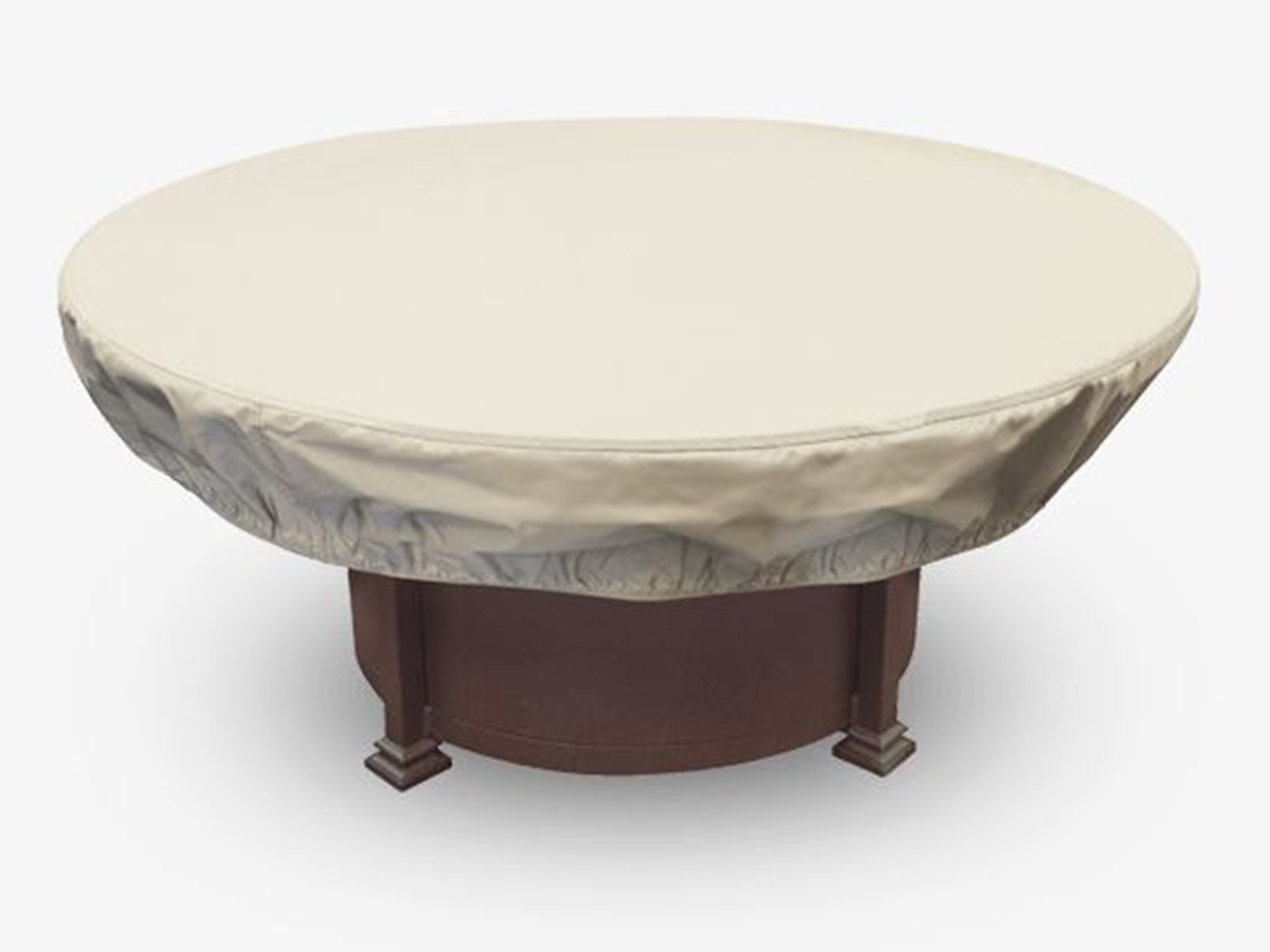"Treasure Garden Round 48"" - 54"" Fire Pit/Chat Table Cover"