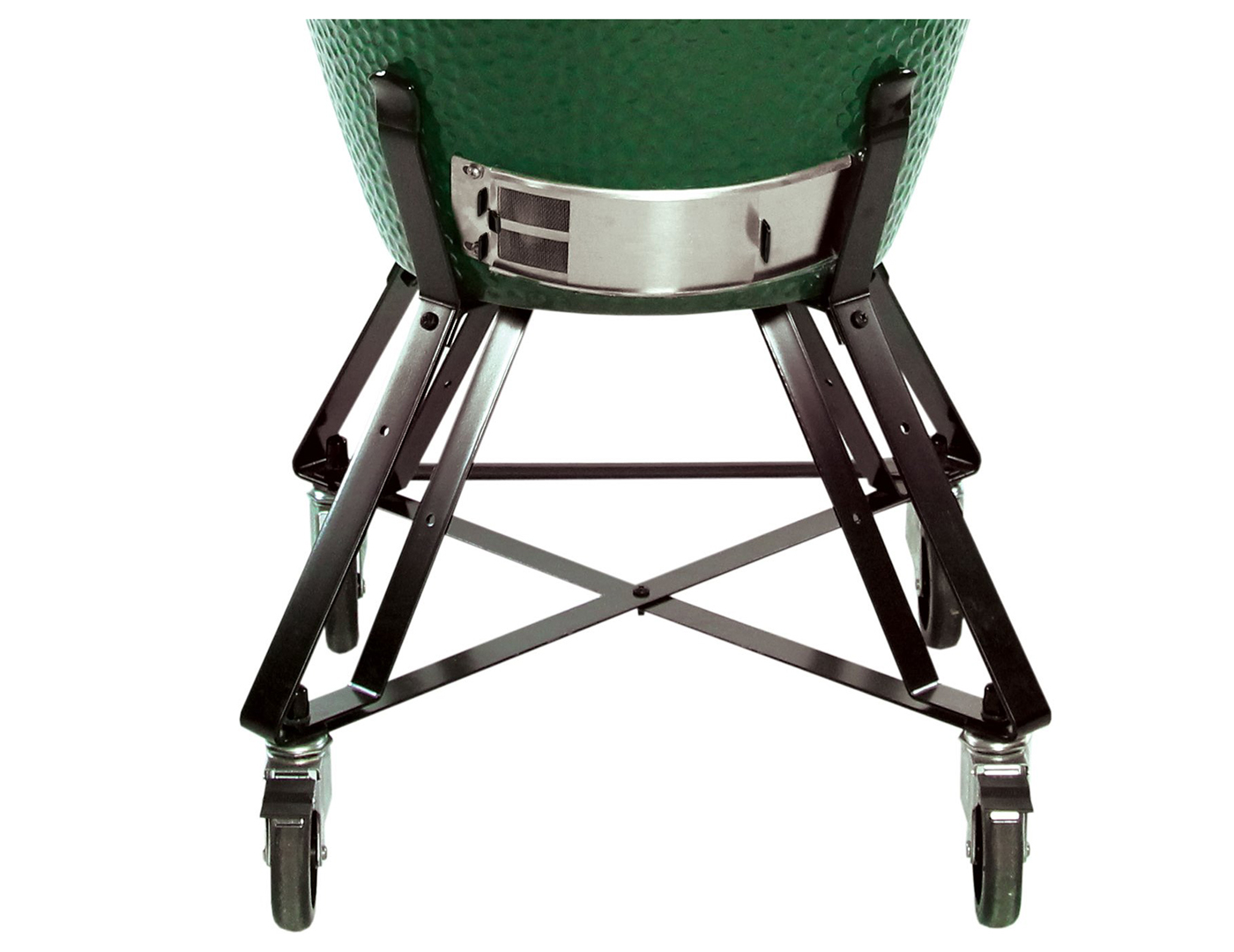 Big Green Egg Nest with Casters for Large Egg