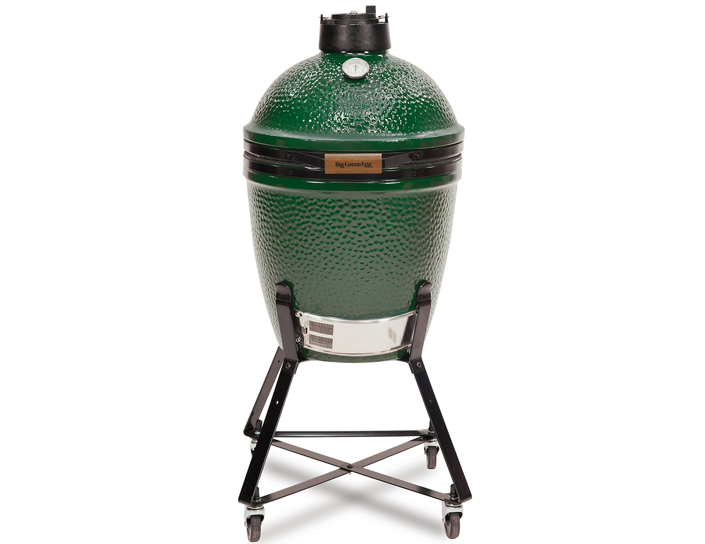 Big Green Egg Nest with Casters for Medium Egg