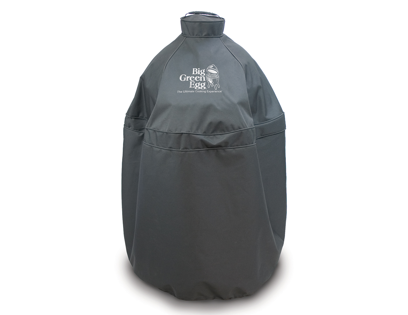 Big Green Egg Black Cover for X-Large Egg in Nest