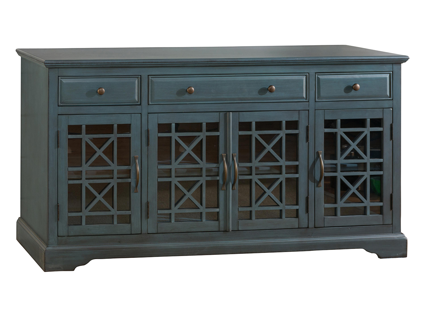 Craftsman Entertainment Console