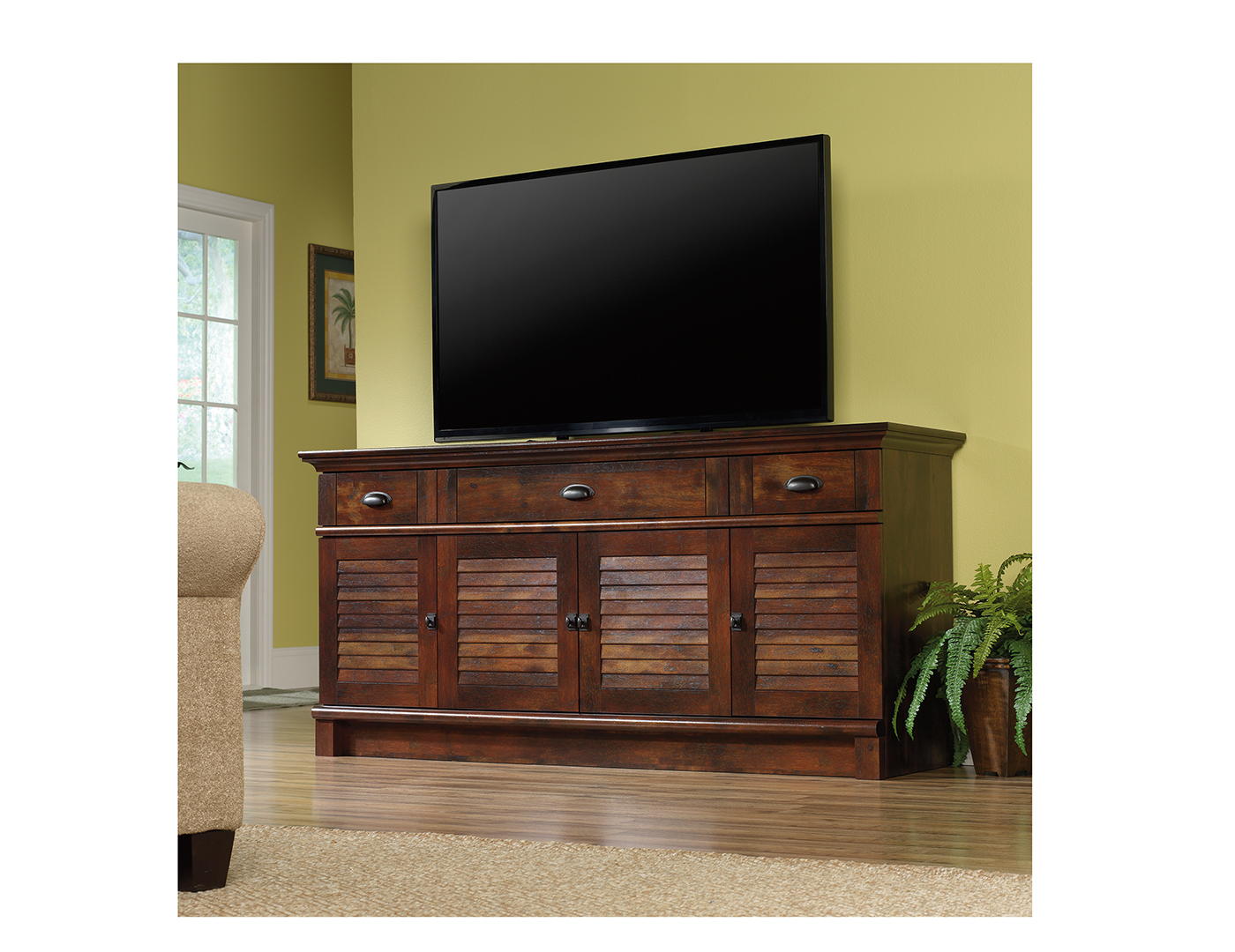 "Harbor View 70"" Entertainment Credenza"