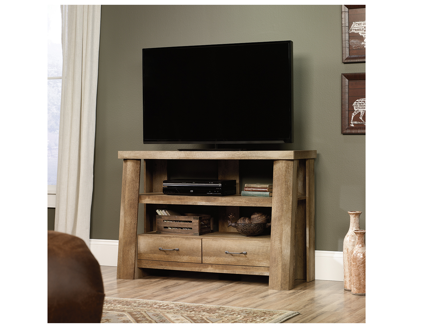 "Boone Mountain Anywhere 49"" Entertainment Console"