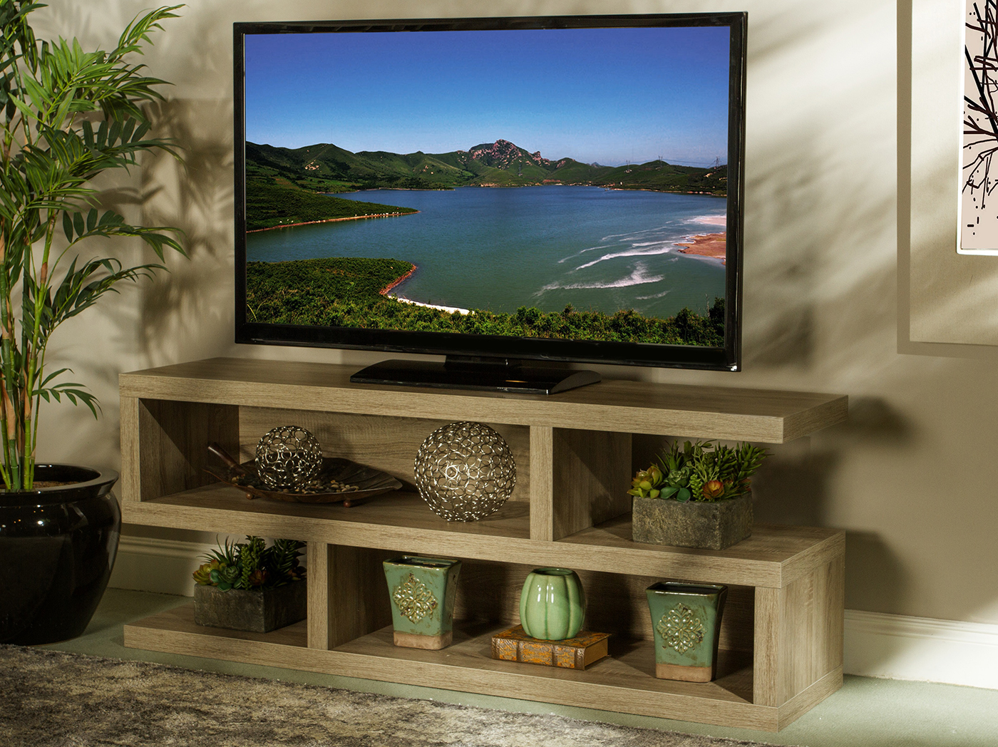 "Crest 60"" TV Console"