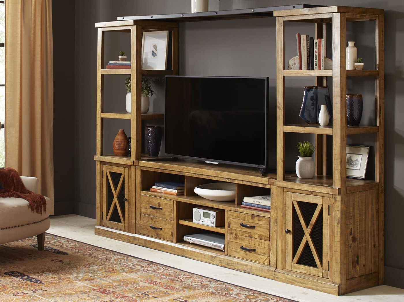 "Telluride 60"" Entertainment Center"