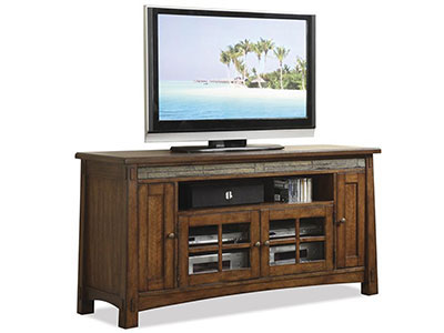 "Craftsman 62"" Entertainment Console"