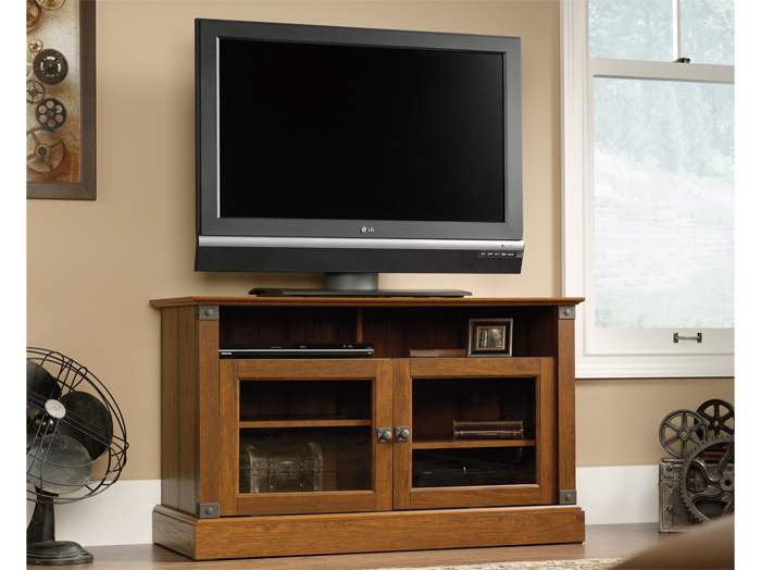 Carson Forge Entertainment Center
