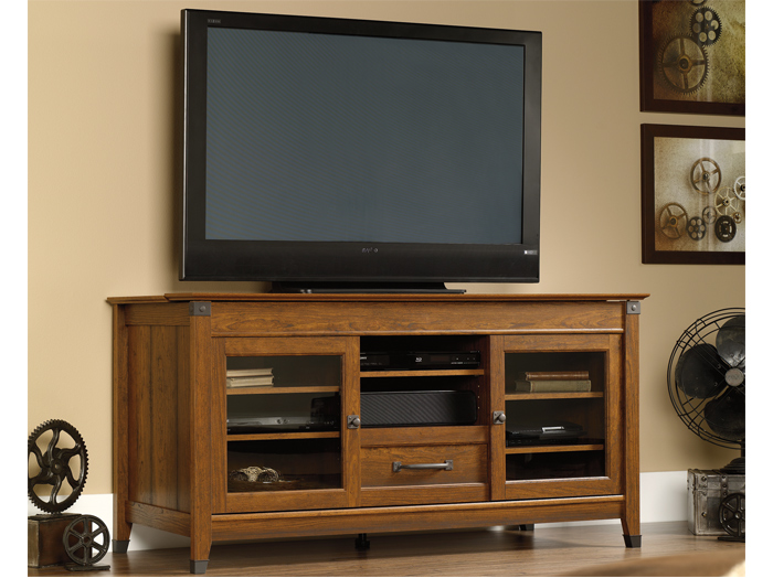 "Carson Forge 60"" Entertainment Console"