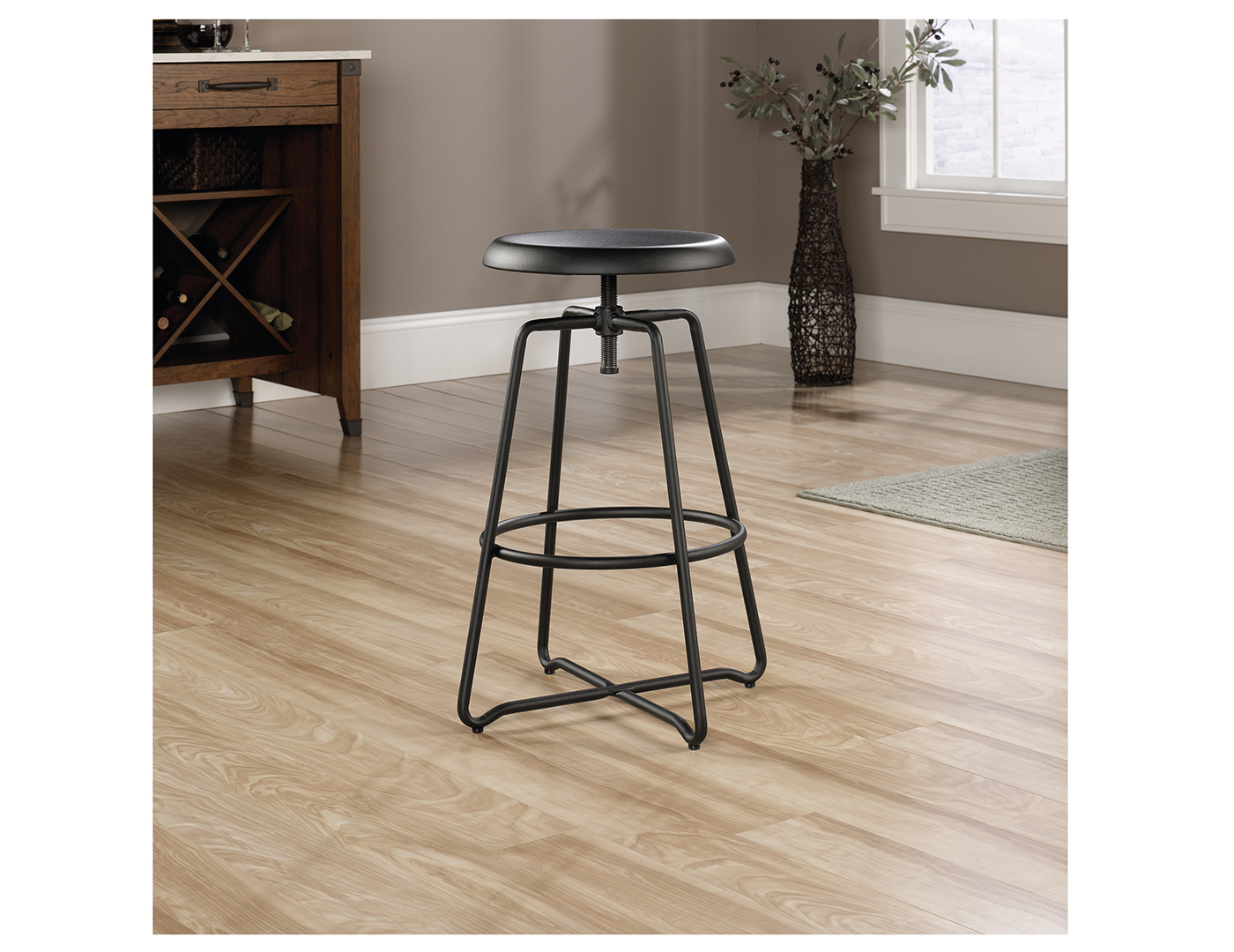 Carson Forge Adjustable Stool