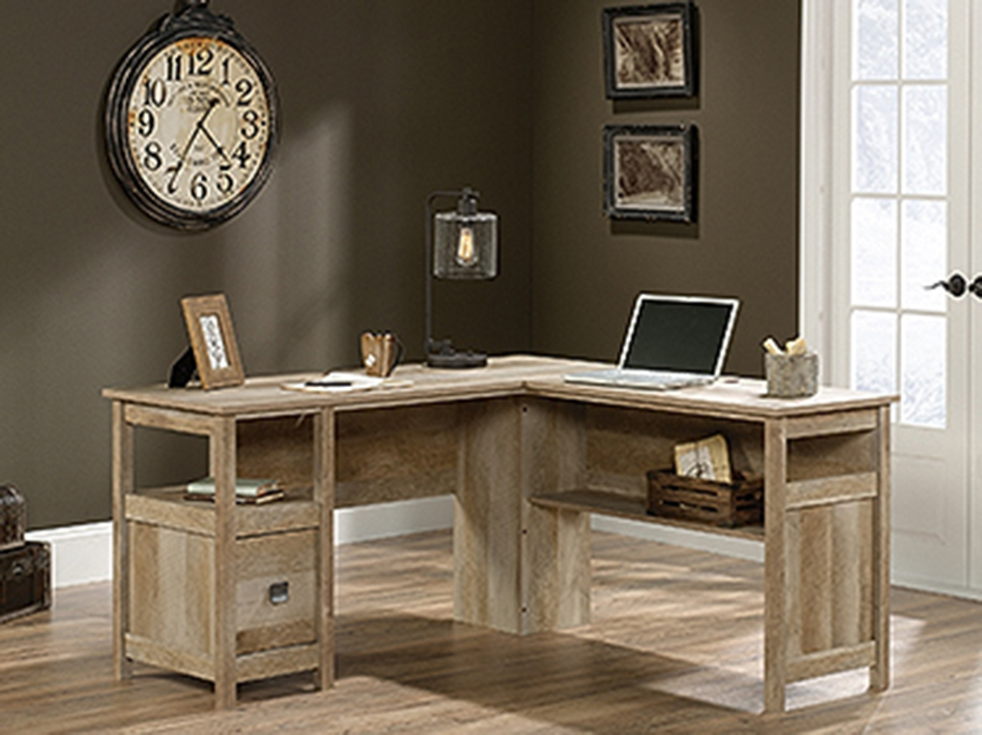 Cannery Bridge Desk