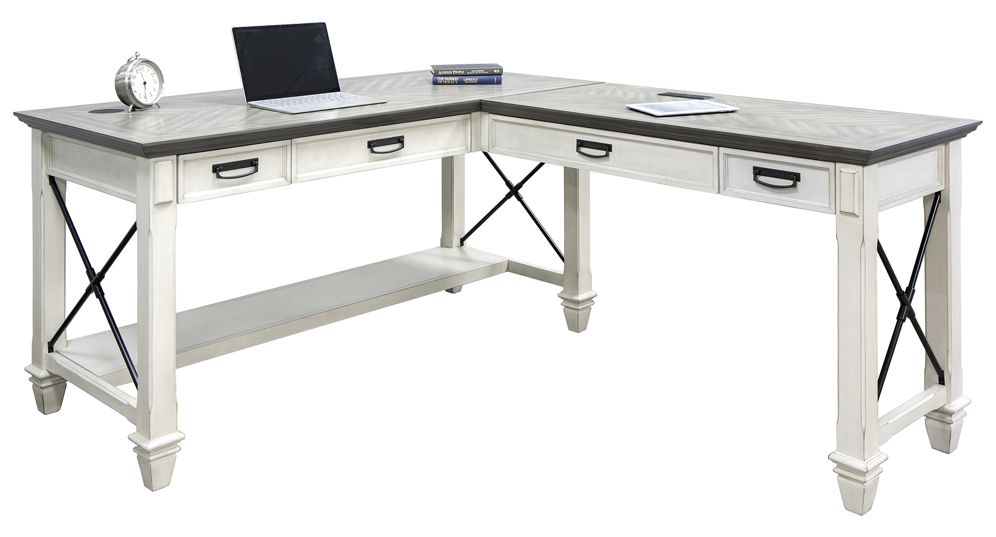 Hartford Writing L-Desk
