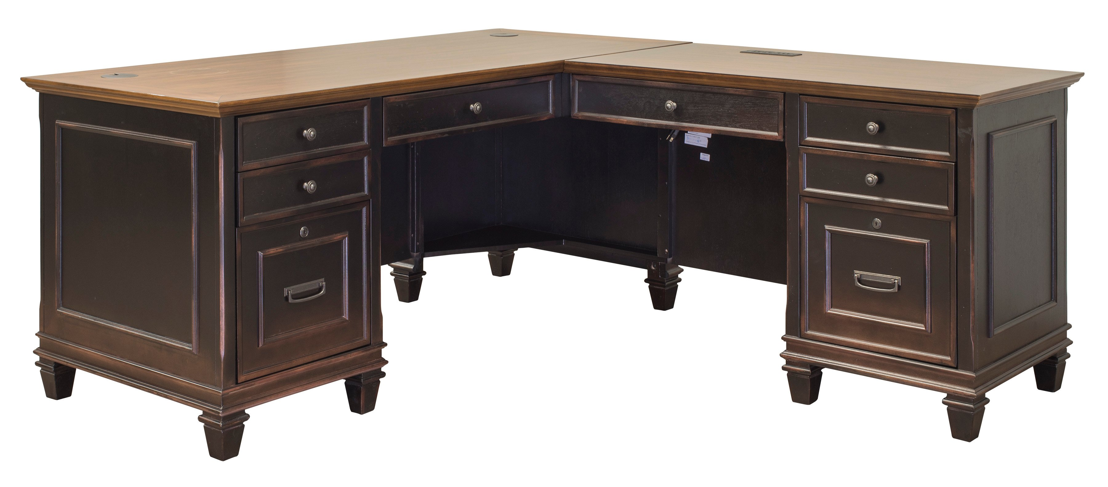 Hartford Executive L-Desk