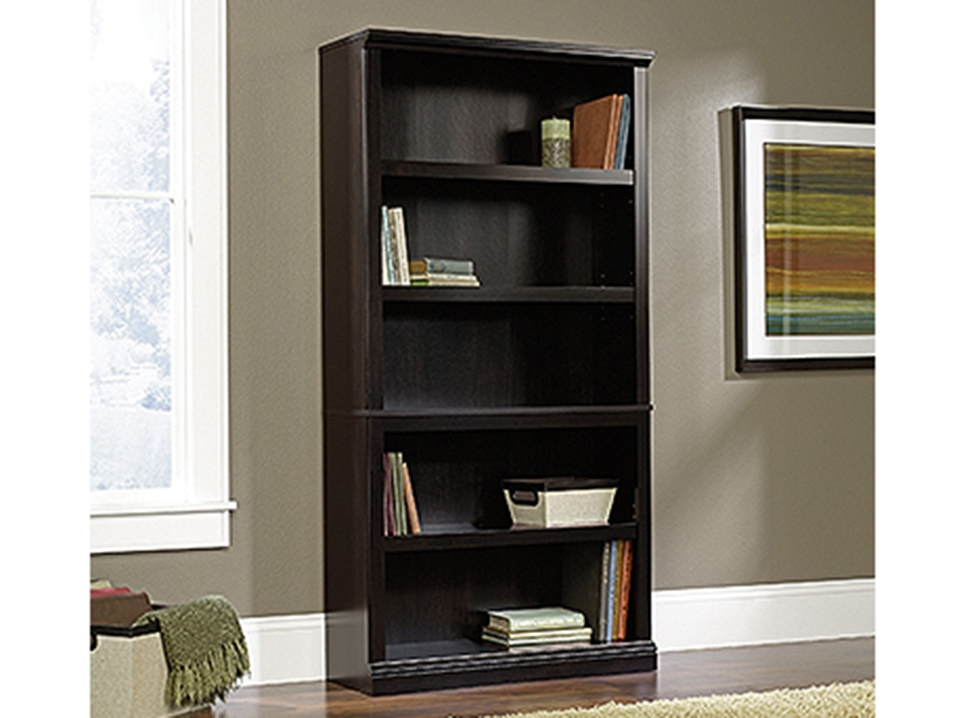 Select 5-Shelf Bookcase