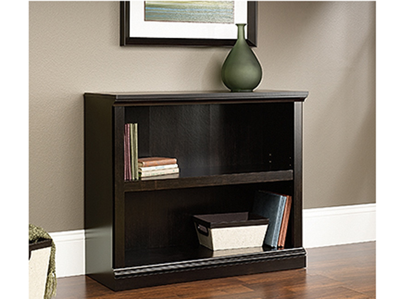 Select 2-Shelf Bookcase