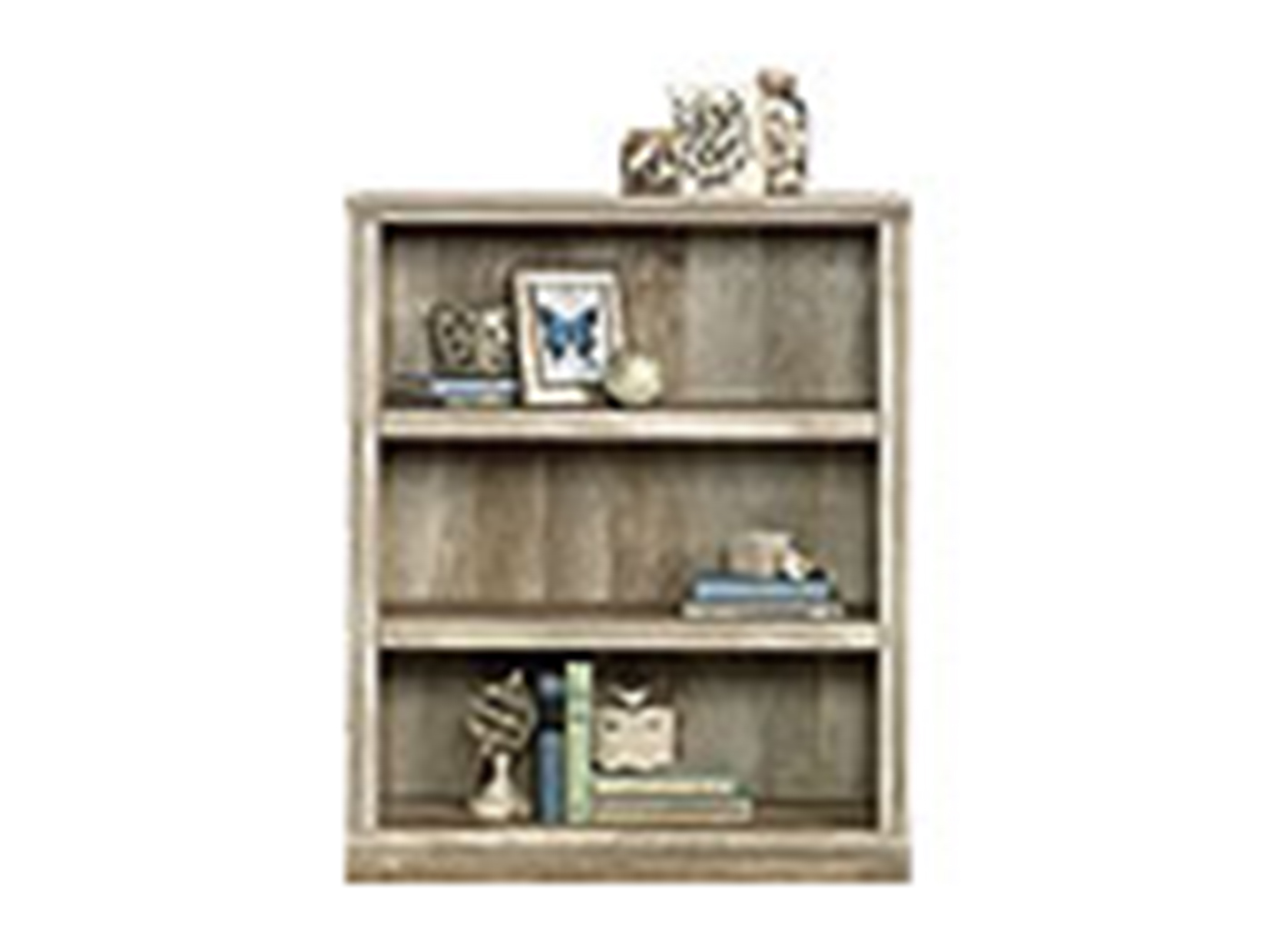 Sauder Select Lintel Oak Bookcase