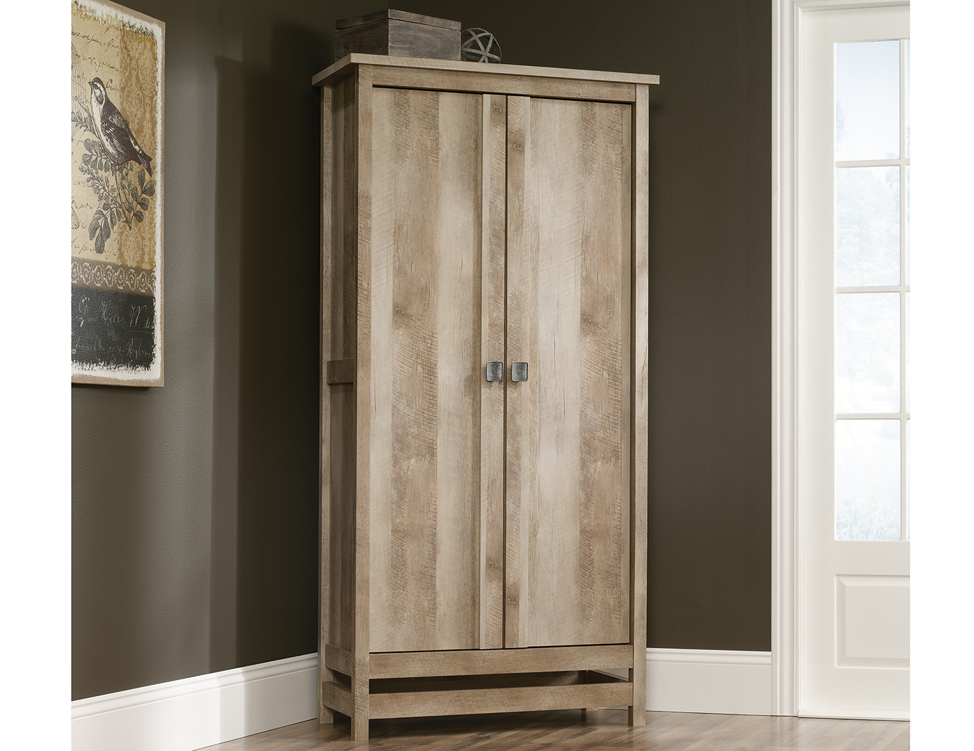 Cannery Bridge Storage Cabinet