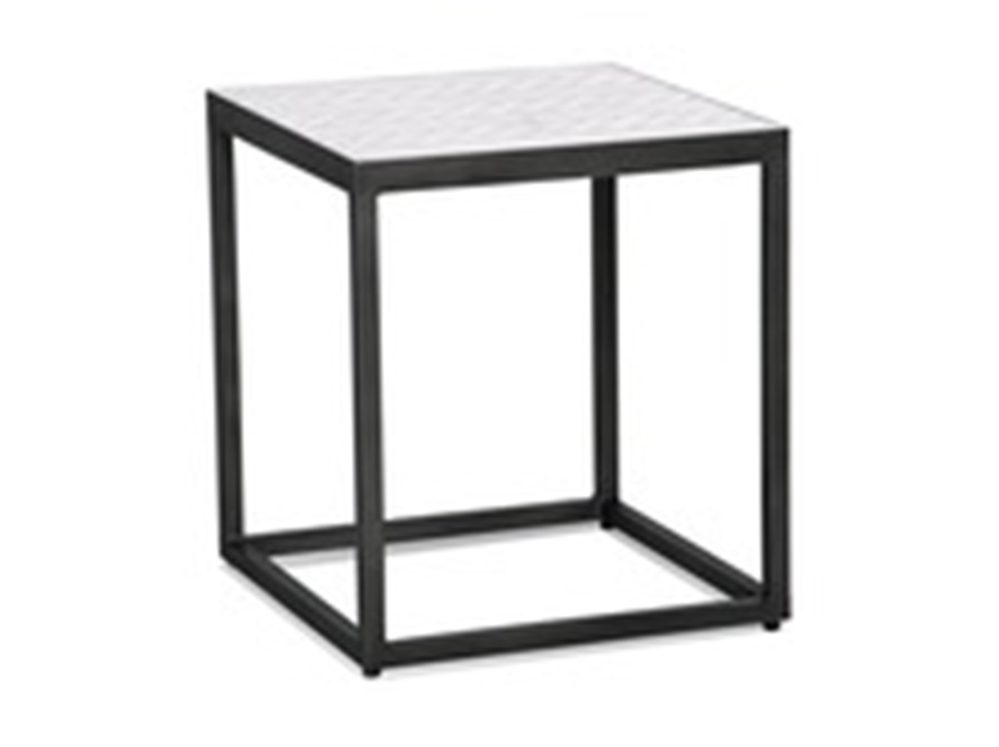 Juneau Square End Table