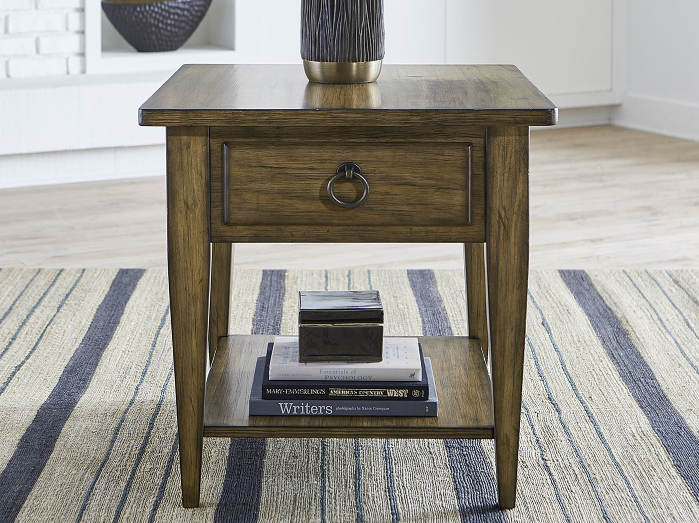 Verona Valley End Table