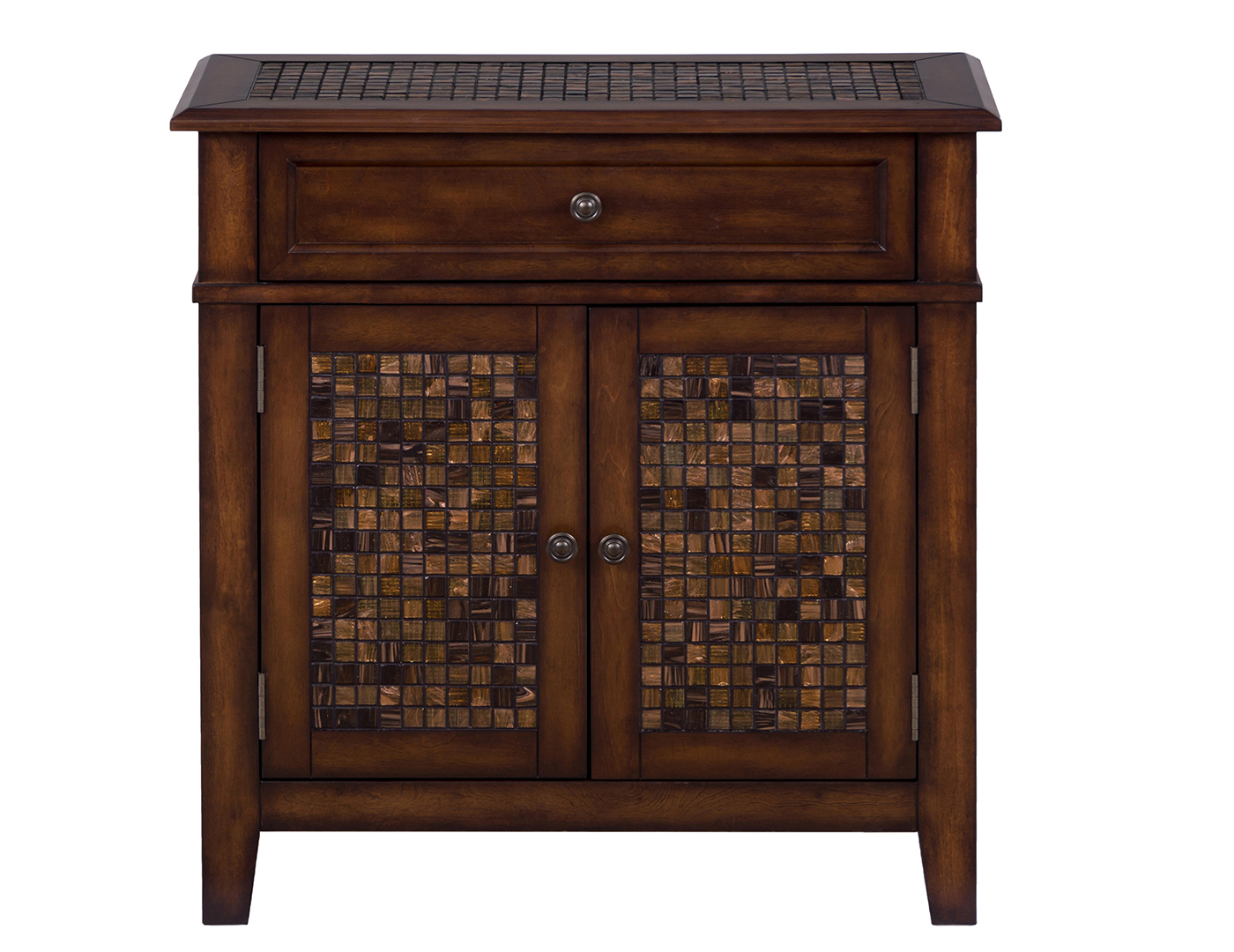 Mosaic Accent Cabinet