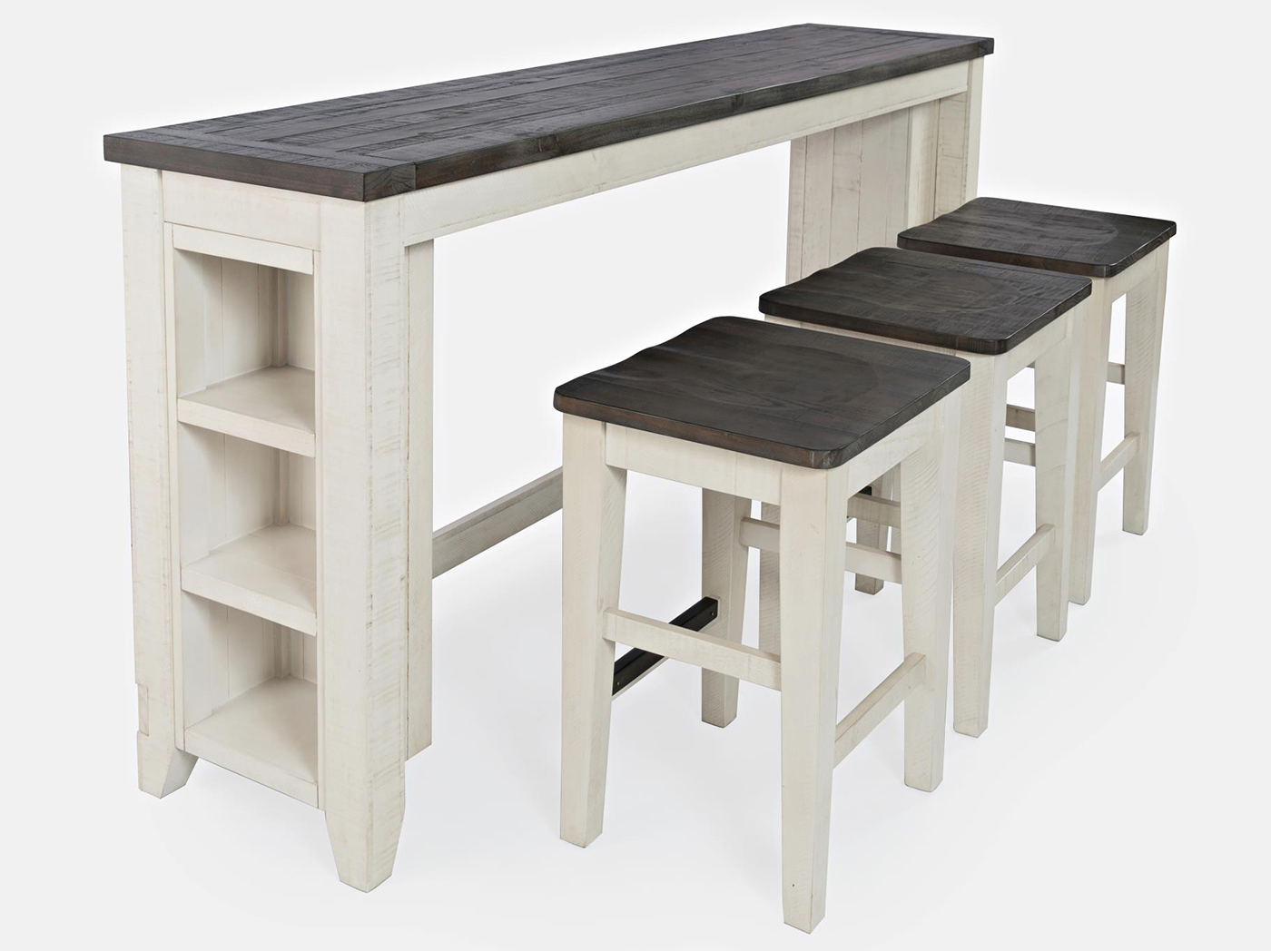 Madison County 4pc Console Bar Set