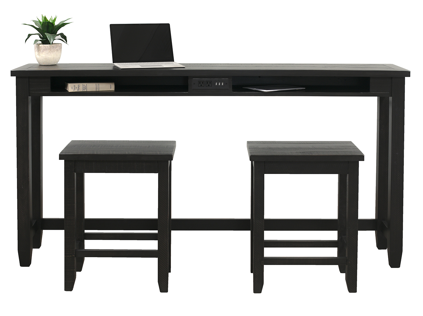 Cooperstown 4pc Console Bar Set