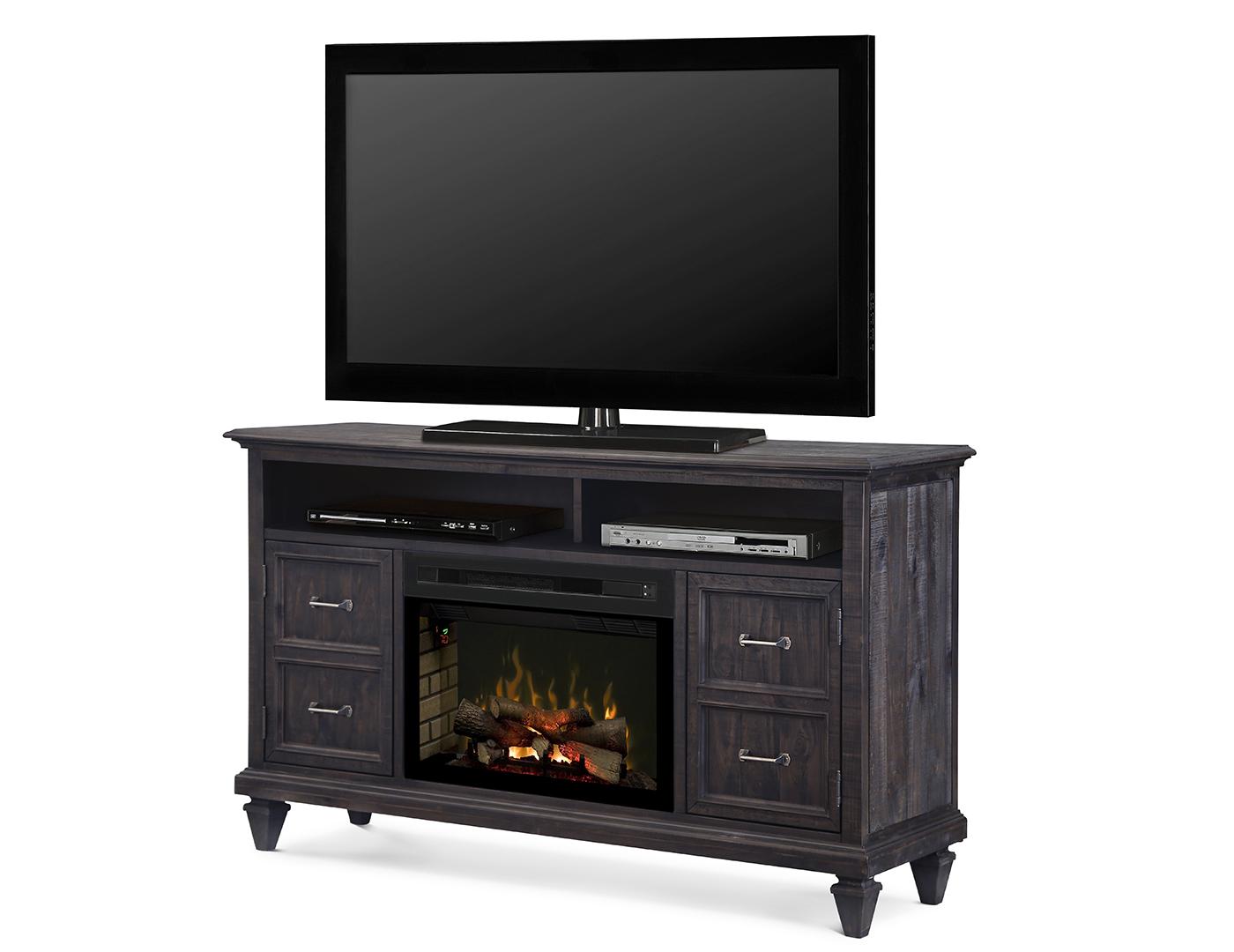 steinhafels fieldstone fireplace
