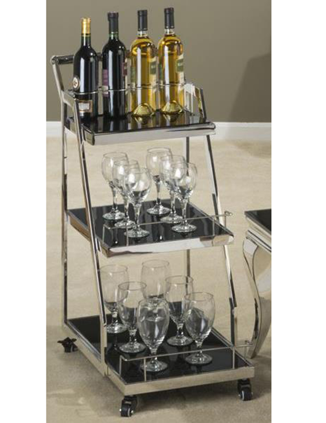 Avery Drink Cart