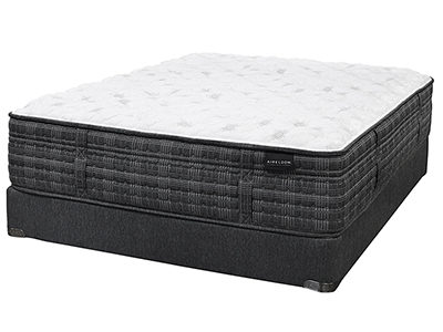 Aireloom Platinum Preferred Encinitas Plush Split California King Mattress Set