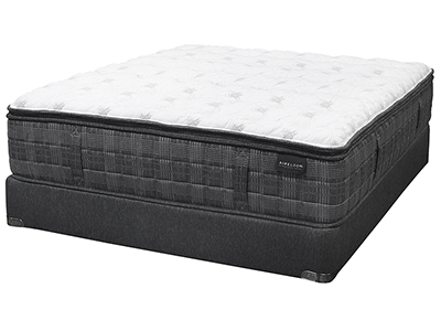 Aireloom Platinum Preferred La Costa Luxetop Plush Split California King Mattress Set