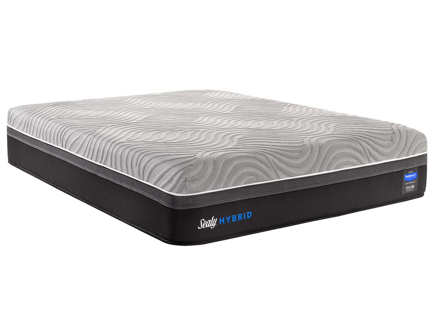 Sealy® Kelburn Cushion Firm Full Mattress