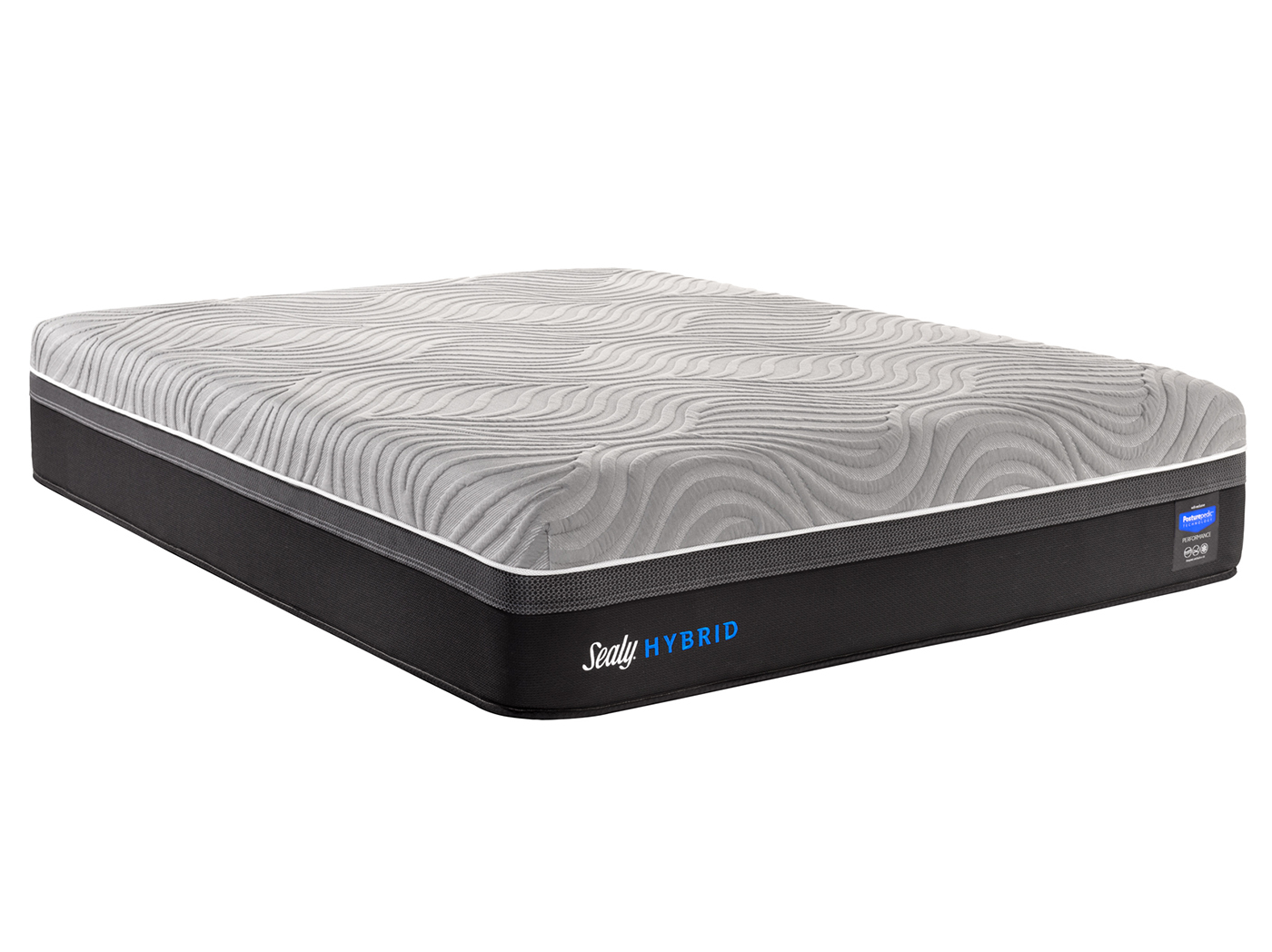 Sealy® Kelburn Cushion Firm Queen Mattress