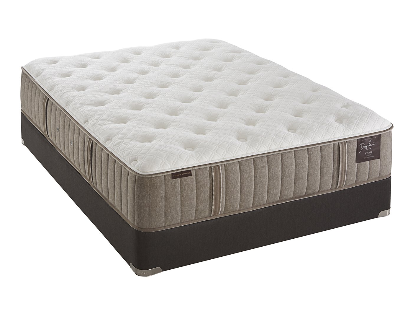 Stearns Amp Foster Estate Scarborough Plush Queen Mattress