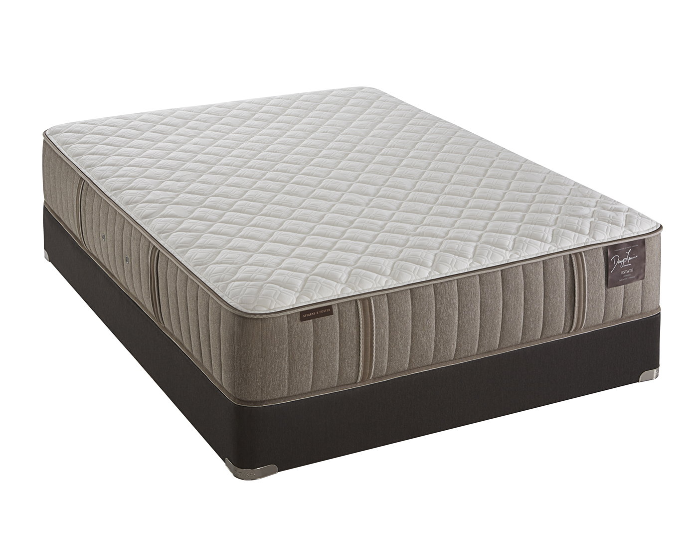 Stearns & Foster Estate Scarborough Ultra Firm Queen Mattress