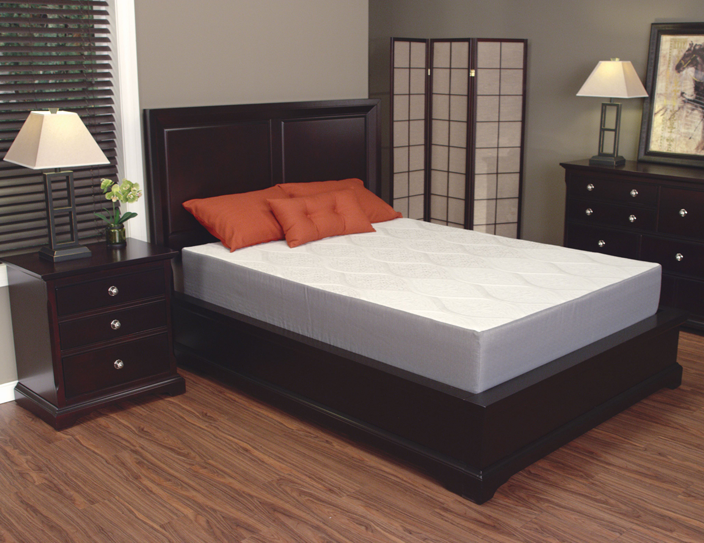 Sky Twin Memory Foam Mattress