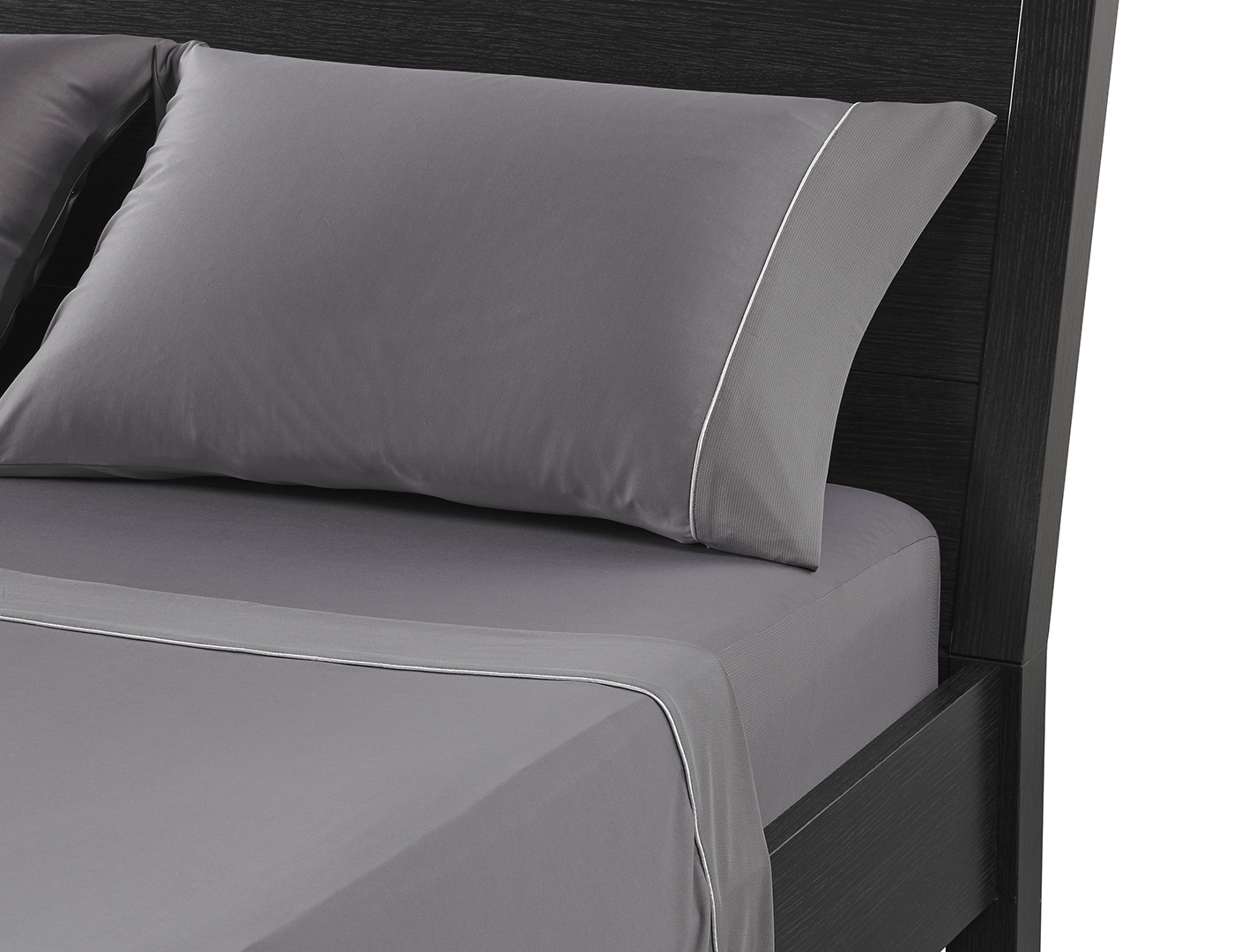 bedgear Dri-Tec Grey Queen Sheets