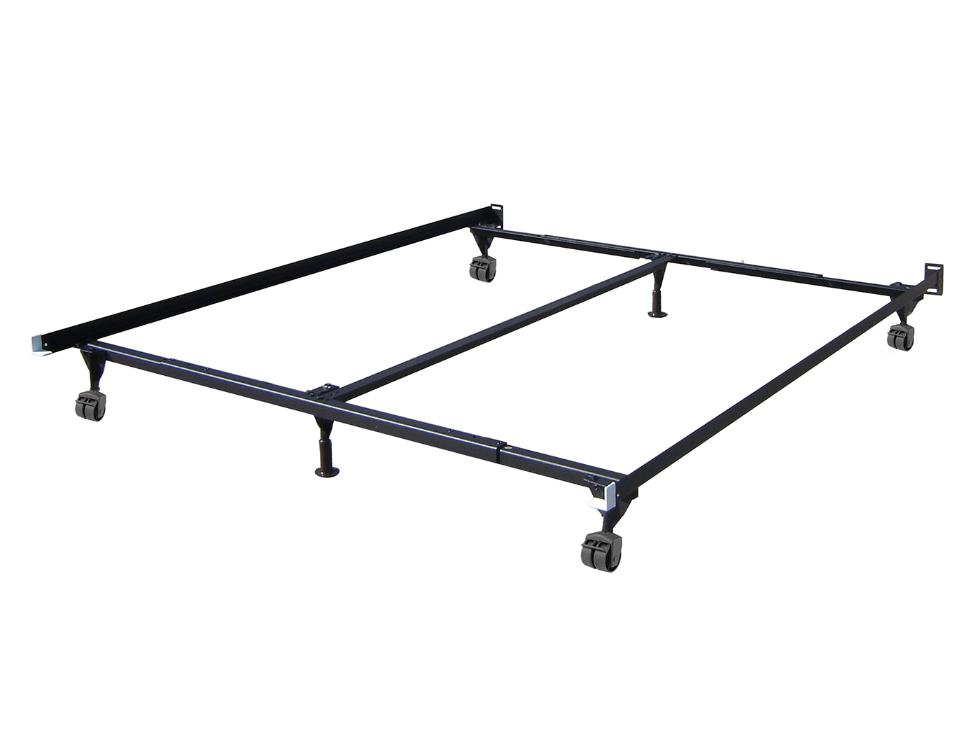 Universal One Size Fits All Bed Frame