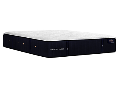 Stearns & Foster Lux Estate Cassatt Luxury Firm King Mattress
