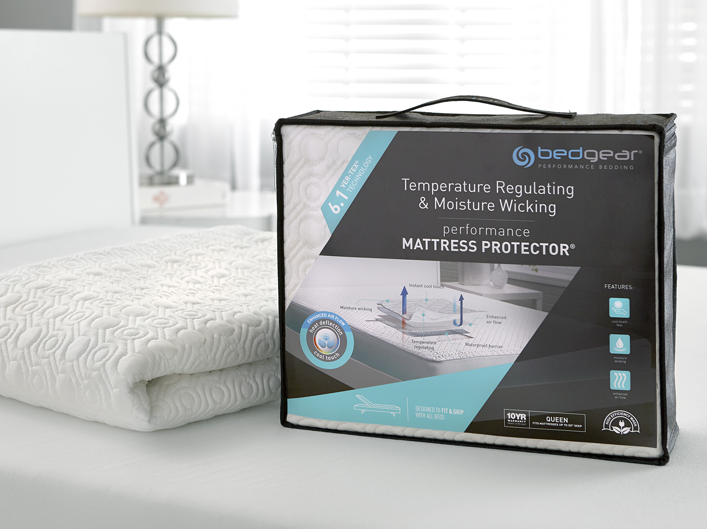 6.1 VerTex Cooling Twin Mattress Protector