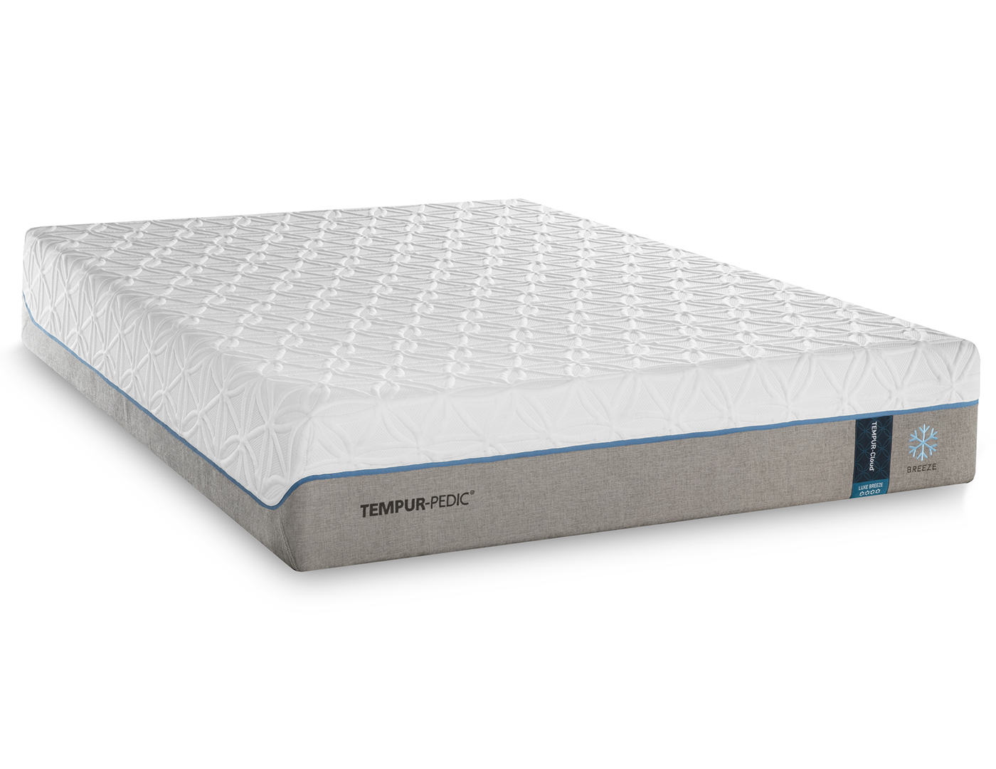 TEMPUR-Cloud Luxe Breeze Queen Mattress