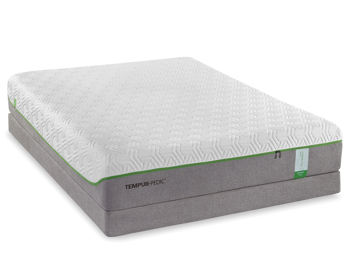 Steinhafels Tempur Flex Supreme Luxury Firm King Mattress