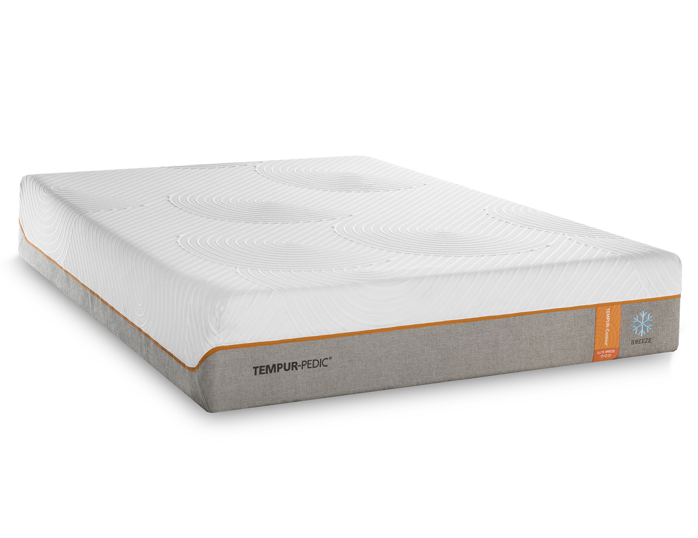 TEMPUR-Contour Elite Breeze Queen Mattress