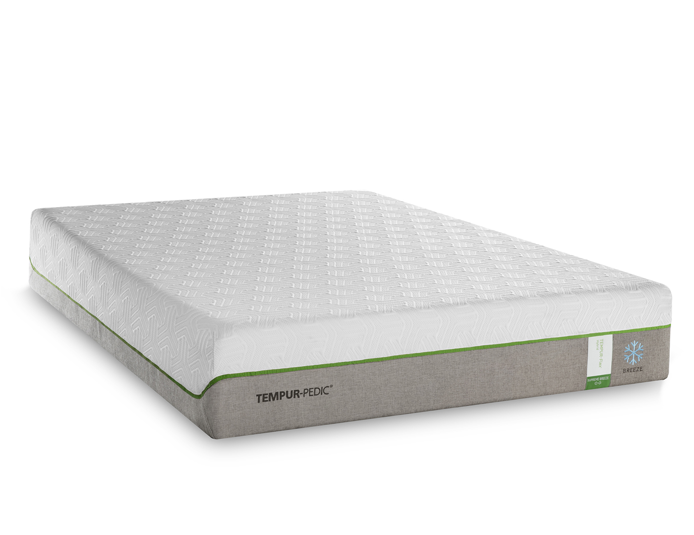 TEMPUR-Flex Supreme Breeze King Mattress