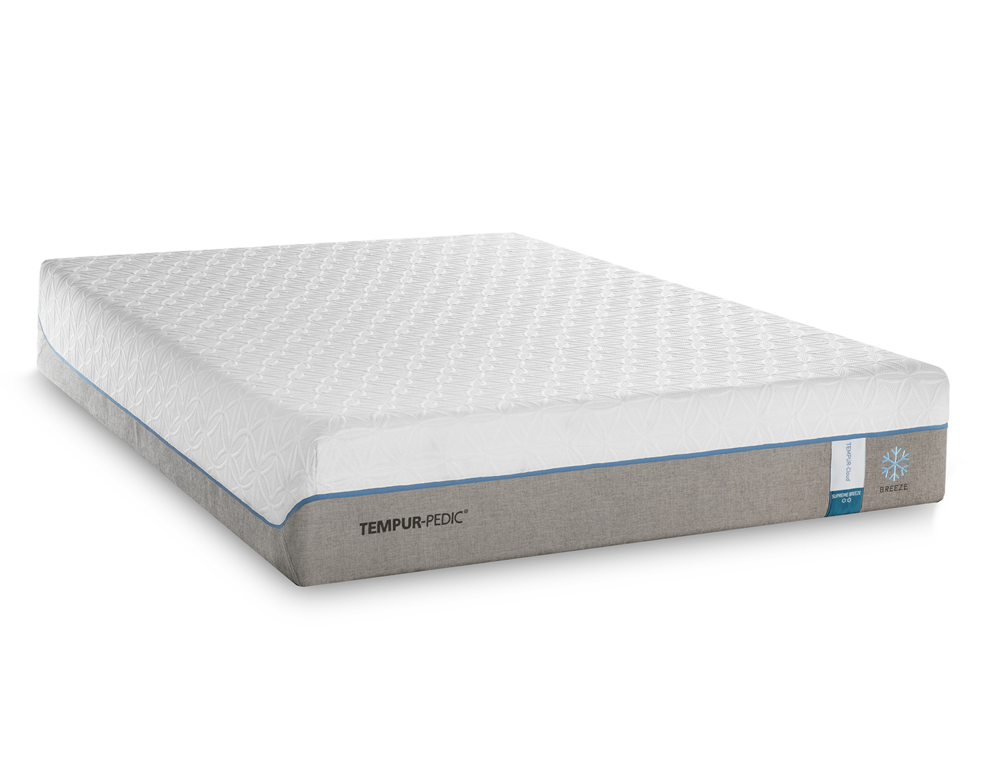 TEMPUR-Cloud Supreme Breeze Twin XL Mattress