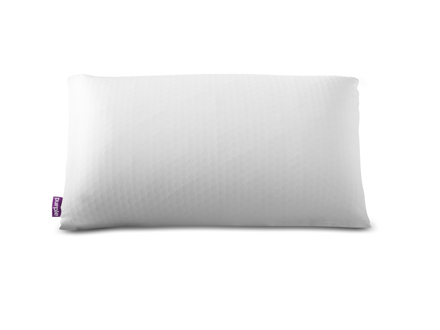 The Harmony Purple High Profile Pillow