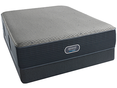 Beautyrest Silver Hybrid Vivid Shores Firm Twin Mattress